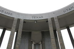 Monumento de Mardasson Foto de archivo