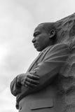 Monumento de Martin Luther King Fotografía de archivo