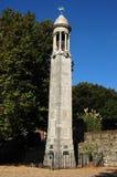 Monumento de Mayflower, Southampton Imagen de archivo