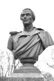 Monumento de Mikhail Yurjevich Lermontov Fotos de Stock