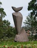 Monumento de Otto Manninen Imagen de archivo libre de regalías