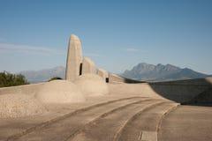 Monumento de Paarl Fotografía de archivo