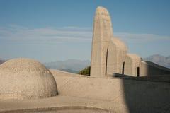 Monumento de Paarl Fotografía de archivo libre de regalías
