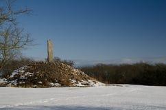 Monumento de pedra Fotos de Stock