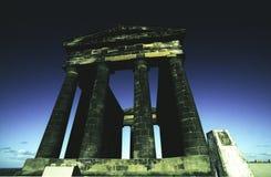 Monumento de Penshaw Imagenes de archivo