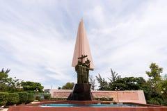 Monumento de Phan Thiet Fotos de Stock Royalty Free