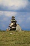Monumento de piedra Foto de archivo