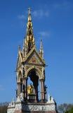 Monumento de príncipe Albert Imagen de archivo libre de regalías