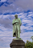 Monumento de Pushkin Fotografia de Stock
