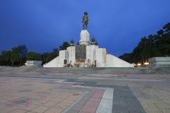 Monumento de Rama VI Foto de archivo libre de regalías