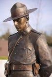 Monumento de RCMP Fotografía de archivo libre de regalías