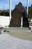 Monumento de RCMP Imagenes de archivo