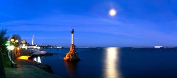 Monumento de Sevastopol fotos de stock