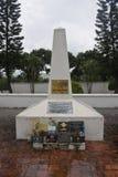 Monumento de soldados franceses caídos Fotografia de Stock Royalty Free