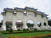 Monumento de Taipei Foto de Stock Royalty Free