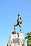 monumento de Thomas Jones Fotos de archivo