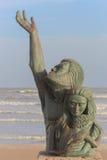 Monumento de 1900 tormentas Fotografía de archivo libre de regalías