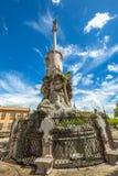 Monumento de Triunfo de San Rafael foto de archivo libre de regalías