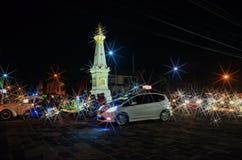 Monumento de Tugu Imagem de Stock