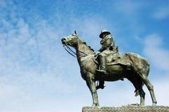 Monumento de Ulises S. Grant Imágenes de archivo libres de regalías