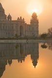 Monumento de Victoria - Calcutta -4 Imagen de archivo libre de regalías