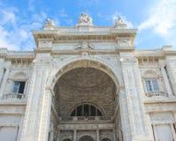 Monumento de Victoria, Kolkata Imágenes de archivo libres de regalías