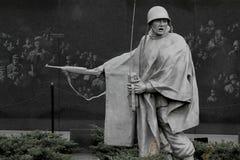Monumento de Vietnam Foto de archivo