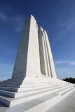 Monumento de Vimy en Francia Imagen de archivo