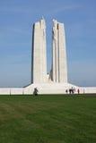 Monumento de Vimy en Francia Foto de archivo libre de regalías