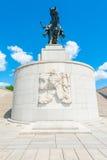 Monumento de Vitkov en Praga Fotos de archivo libres de regalías