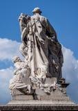 Monumento de Vittorio Emanuele Fotografía de archivo libre de regalías