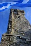 Monumento de Wallace foto de archivo