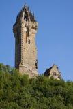 Monumento de Wallace, Stirling, Escocia Foto de archivo libre de regalías