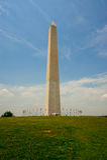 Monumento de Washington Imagen de archivo