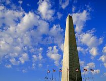 Monumento de Washington fotos de stock