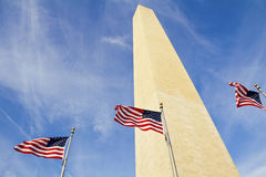 Monumento de Washington imagen de archivo libre de regalías