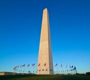 Monumento de Washington Fotografía de archivo