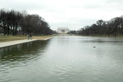 Monumento de Washington Foto de Stock Royalty Free