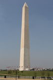 Monumento de Washington imagem de stock
