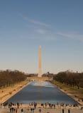 Monumento de Washington Fotografia de Stock Royalty Free