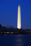 Monumento de Washington Fotografia de Stock