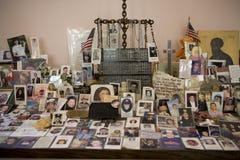 Monumento de WTC Foto de archivo libre de regalías