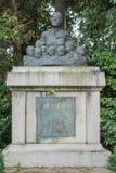 Monumento de WW II para las madres viudas y sus bebés Fotografía de archivo libre de regalías