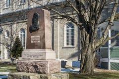 Monumento dei patrioti st-Eustache 1837 Fotografia Stock