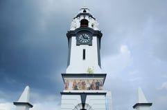 Monumento del abedul en Ipoh Perak Foto de archivo