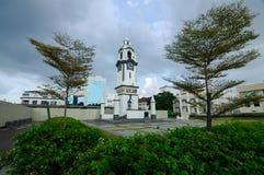 Monumento del abedul en Ipoh Perak Foto de archivo libre de regalías