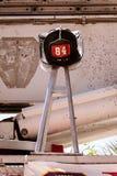 Monumento del bombero Fotografía de archivo libre de regalías