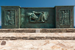 Monumento del caduto Immagine Stock Libera da Diritti