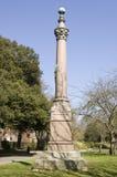 Monumento del centurión del HMS, Portsmouth Fotografía de archivo