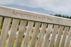 Monumento del comando, Escocia Fotos de archivo